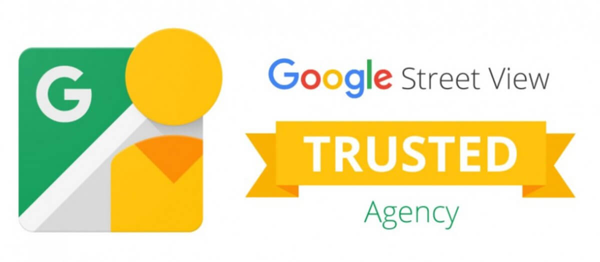Google trusted street view partner